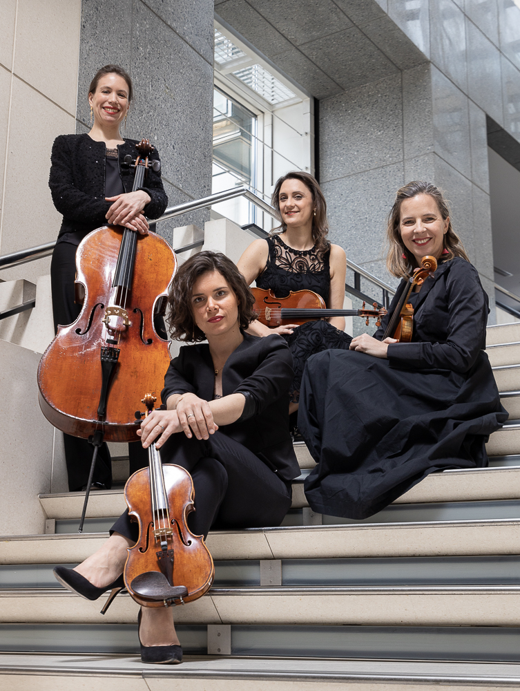 Proquartet « Centre européen de musique de chambre » 02%20Opera%20Bastille%20Quatuor%20H%C3%A9miones